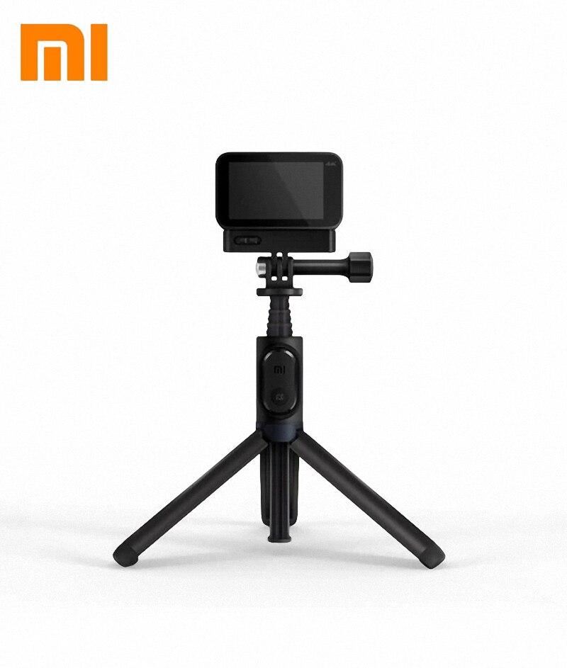 Original xiaomi Mijia bluetooth Camera Selfie Stick 360 Panoramic Monopod Holder + bluetoot remote controller only for MI camera