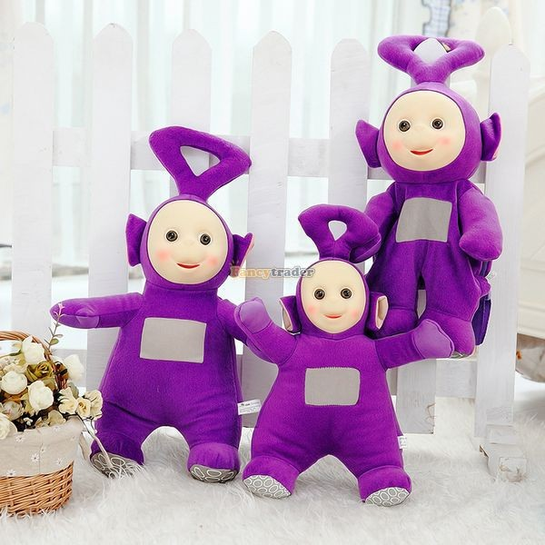 Fancytrader 1 pc 20\'\' 50cm Super Lovely Plush Stuffed  Teletubbies Toy, 4 colors Free Shipping FT50218 (4)