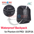 Waterproof Backpack Shoulder Bag Luggage Suitcase for DJI Phantom 4/ 4PRO/ 4PRO+/ 3 Standard/ Professional/ Advanced