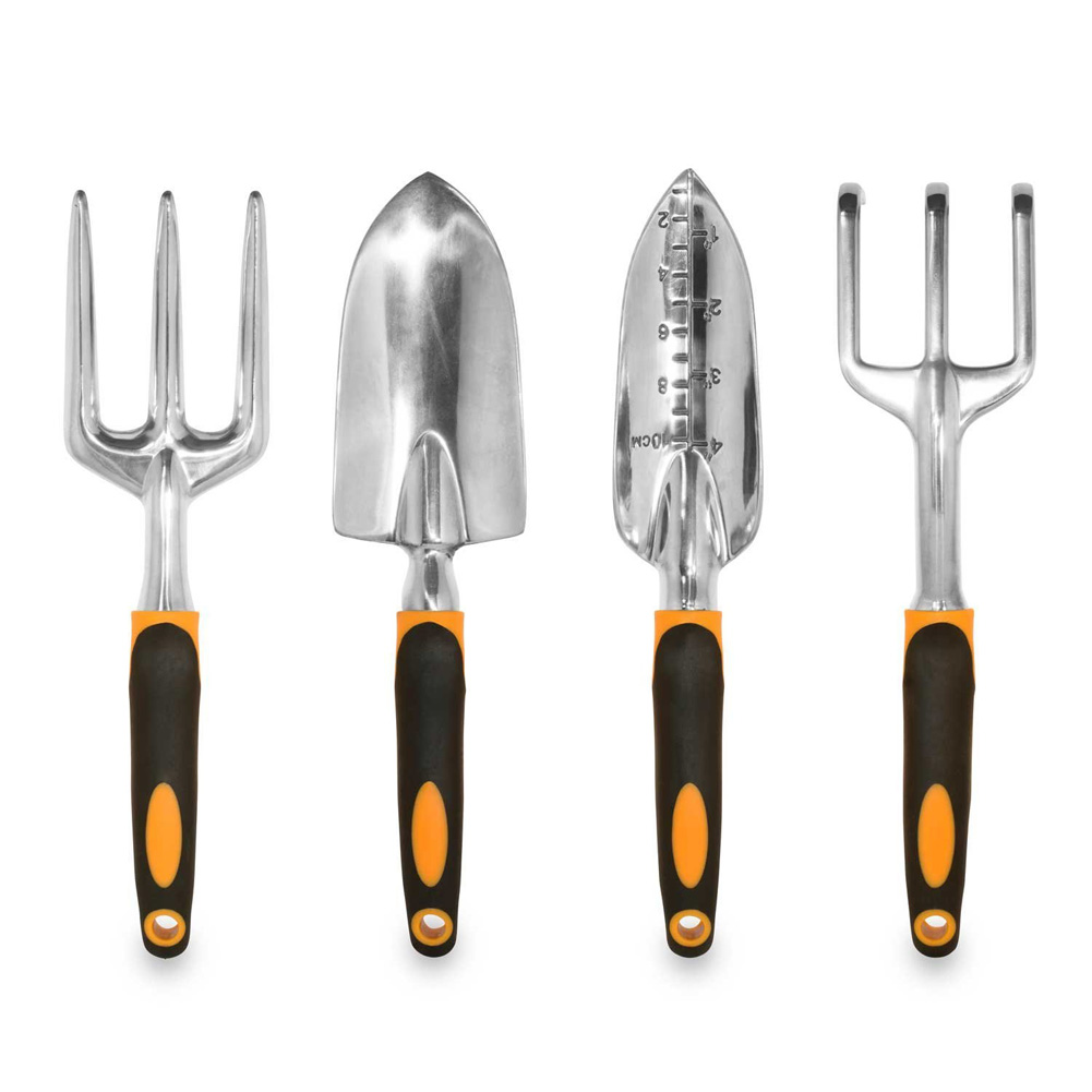 4pcs lot high quality garden hand hand tool kit for Quality garden hand tools