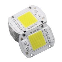 Driverless AC 220V 110V 20W 30W 50W high power led cob warm white full spectrum 380-840nm flood light plant grow COB LED Strip