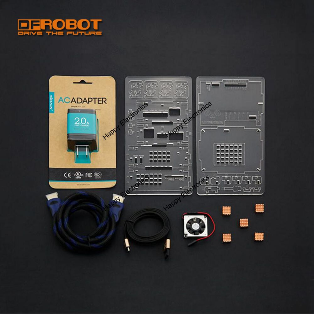 DFRobot Gravity series Starter Sensor Set kit for LattePanda