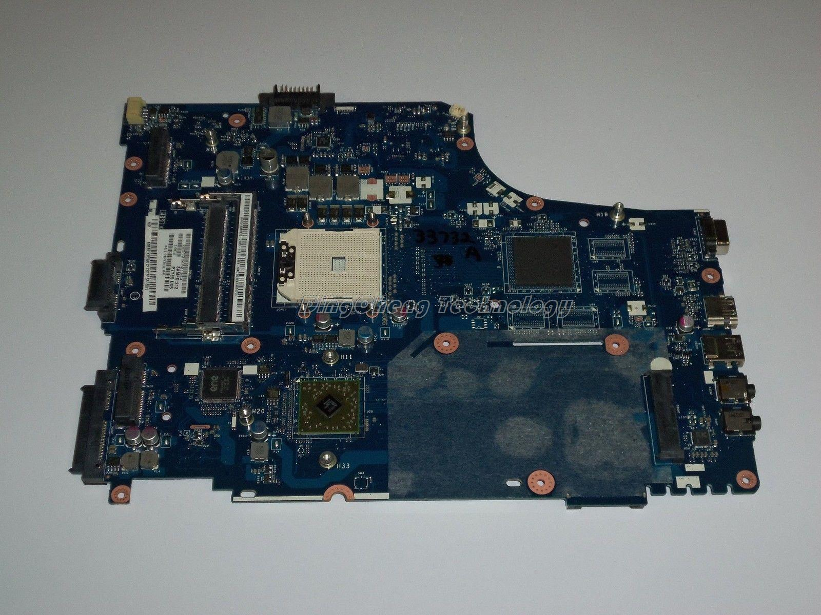 SHELI laptop Motherboard For Acer 7560G MB.BUX02001 P7YE5 LA-6991P DDR3 Rev 1.0 integrated graphics card 100% fully tested vg 86m06 006 gpu for acer aspire 6530g notebook pc graphics card ati hd3650 video card