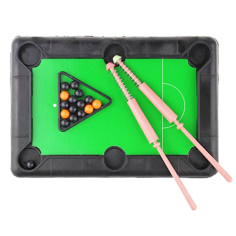 Pool Table Kids Children`s Billiard 2018 Mini Desktop Educational Toys Table Family Game Table Recreation Supplies