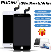 PUDINI AAAA 100 Original Screen LCD For IPhone 6S Plus LCD Replacement Display Touch 6S Plus