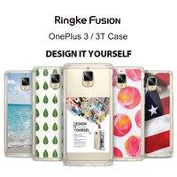 100 Original Ringke Fusion Oneplus 3 Case