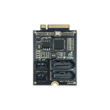 PCIe M.2 to SATA3.0 Adapter Board ,Extension board work with Firefly RK3399 Demo Board