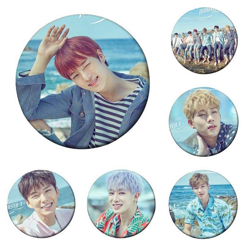 Detail Feedback Questions about KPOP Korean MONSTA X Album