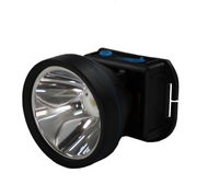 Good Quality All In One LED Miner Safety Cap Lamp LED 1W Led Mining Lamp Miner