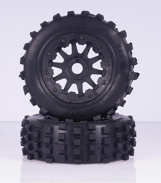 baja 5T/5SC front Knobby tries set 95158 сумка printio love me tender