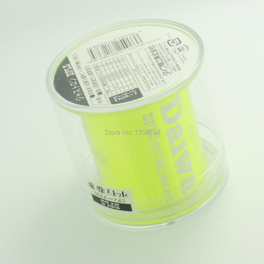 Hot sale japan daiwa fishing line nylon line nylon for Fishing line for sale