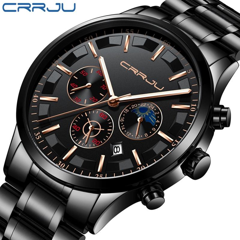 Relojes 2019 Watch Men Fashion Sport Quartz Clock Men Watches Top Brand Luxury Business Waterproof Male Watch Relogio Masculino