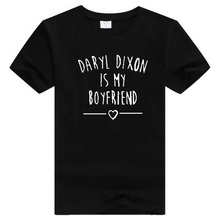 The Walking Dead Daryl Dixon is My Boyfriend T-Shirt