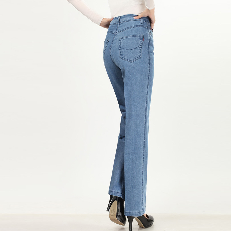 Cheap Plus Size Flare Jeans Billie Jean