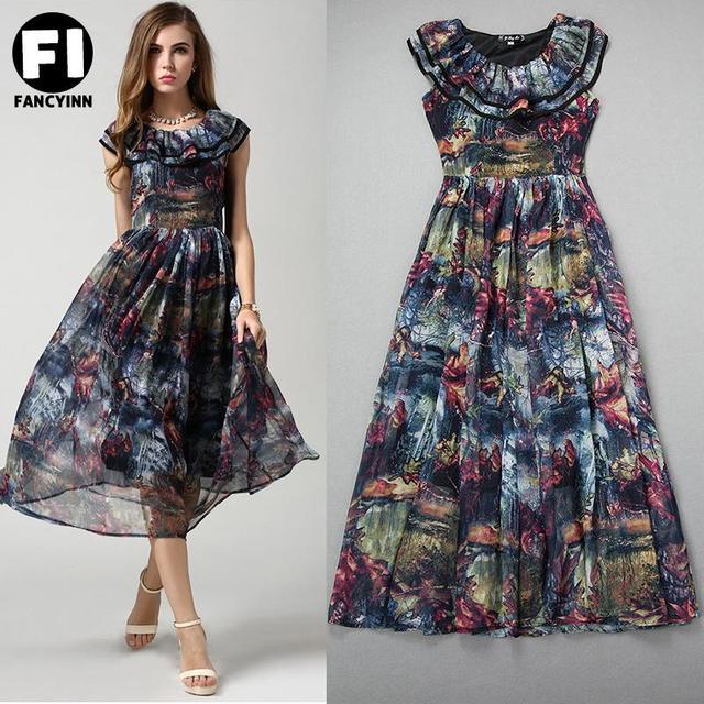 floral print designer dresses