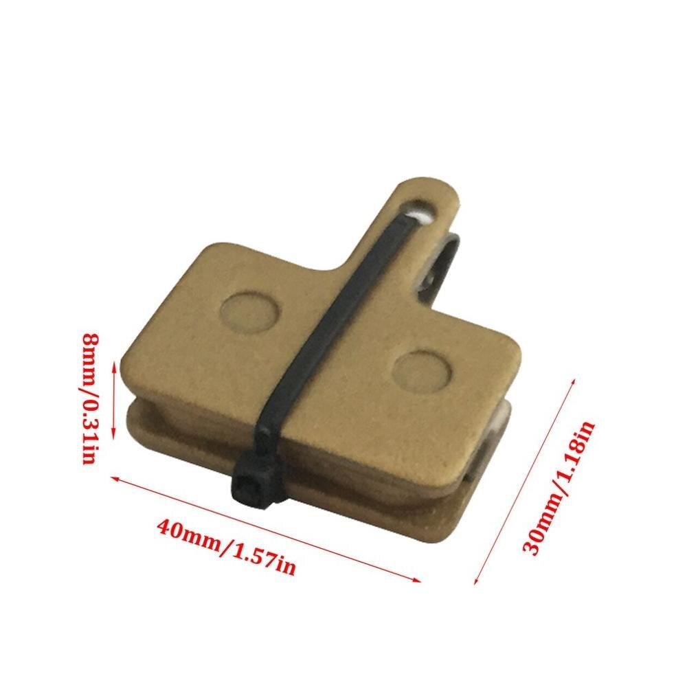 Керамические высококачественные таблетки для горного велосипеда, велосипедные тормоза, фрикционный диск, велосипедные тормозные колодки, снижают уровень шума
