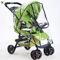 High Quality Baby Stroller Rain Cover Universal Strollers Pushchairs Baby Carriage Waterproof Dust Rain Cover Windshield YS048
