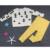 2017 Novas CRIANÇAS Das Meninas do Menino Suéter Grosso Triângulo Do Vintage Blusas Estilo Bobo Bebê Meninas Jumper de Roupas Primavera Outono Crianças Traje