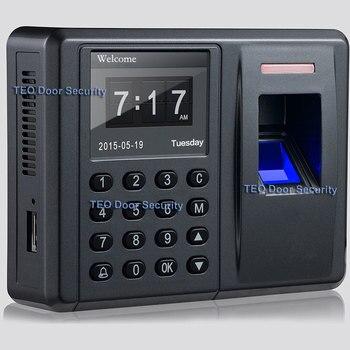 Biometric FP Time Attendance&Acess Control Fingerprint Reader Access Controlador de acceso de la puerta de la huella digital недорого
