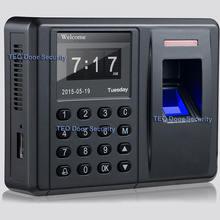 Биометрический временной доступ fp и устройство считывания отпечатков