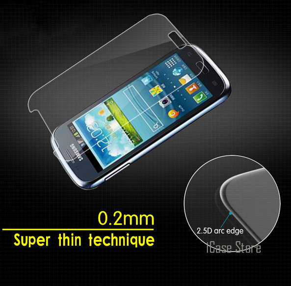 Anti-Explosion Glass Screen Protector Premium Tempered Glass For Samsung Galaxy Core GT i8262 i8260 Screen Protective Film