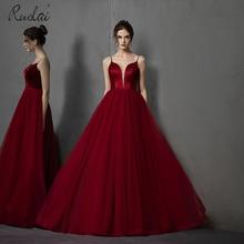 Простые Длинные платья для выпускного вечера с глубоким v-образным вырезом А-силуэта, вечерние платья бордового цвета, Вечерние Платья vestidos largos de fiesta
