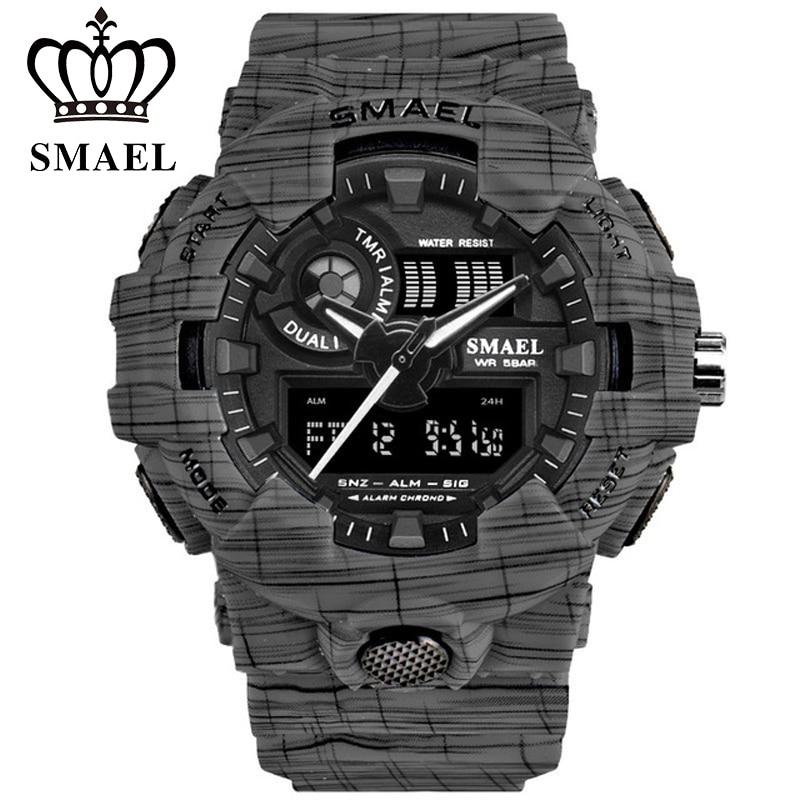 Digital Watche Luxury Brand Men Sport  Led Watch G Military Multifunction Shock Wristwatch 5atm Waterproof Relogio Special Offer