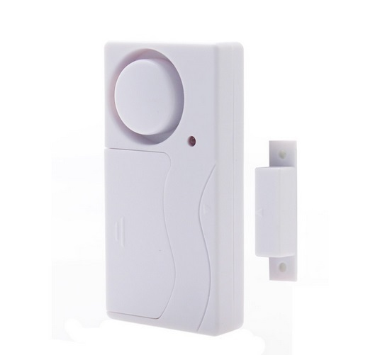 DARHO Home Security Door Window Siren Magnetic Sensor Alarm Warning System Wireless Remote Control Door Detector Burglar Alarm
