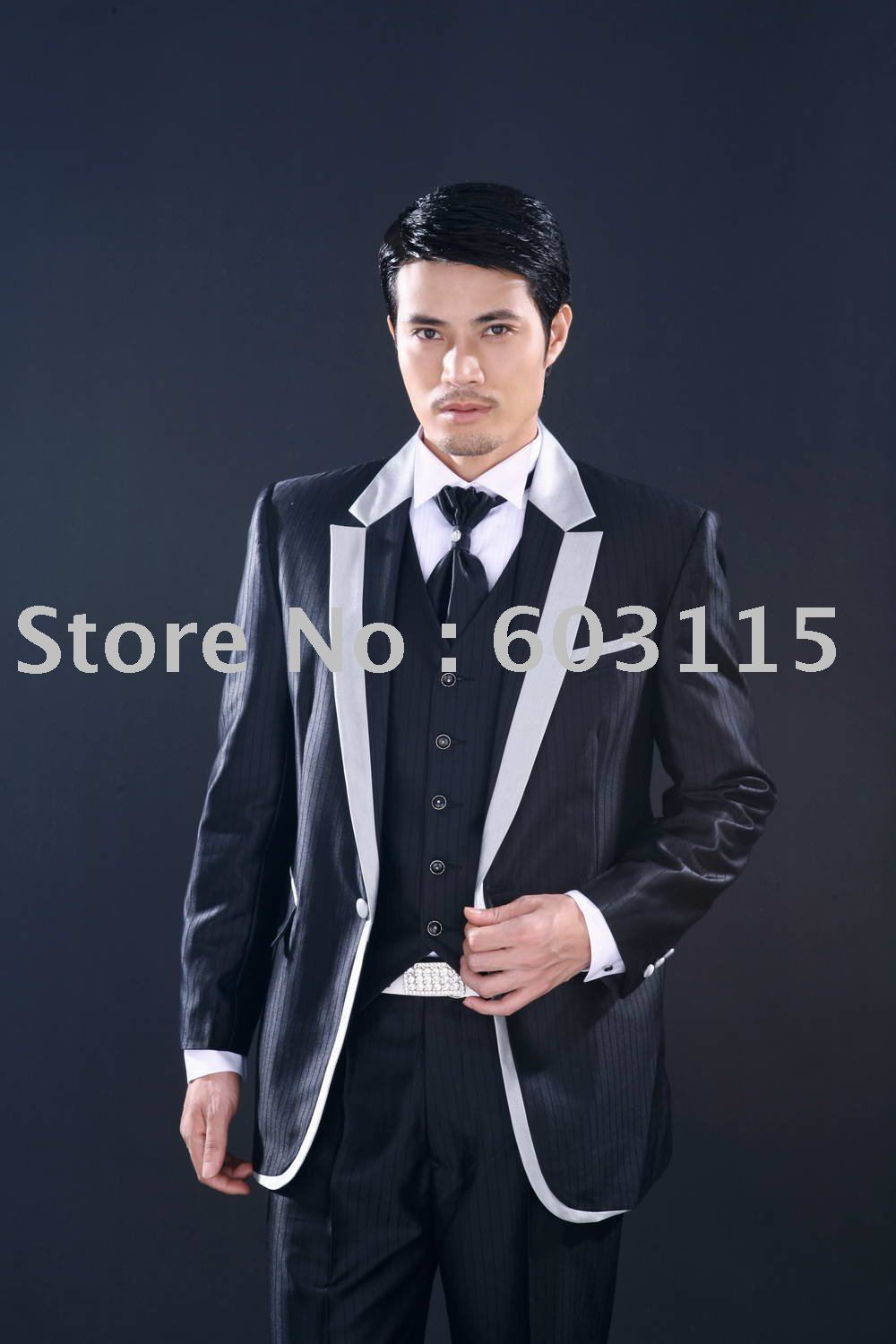 JLH08008 2012 Men complete designer wedding Bridegroom suit/Groom ...