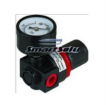 Airtac Pressure Regulator;BR4000 Type 1/2 Port Size;High Pressure Pneumatic Regulator; sns regulator pressure reducer valve pneumatic components ar2000 airtac type