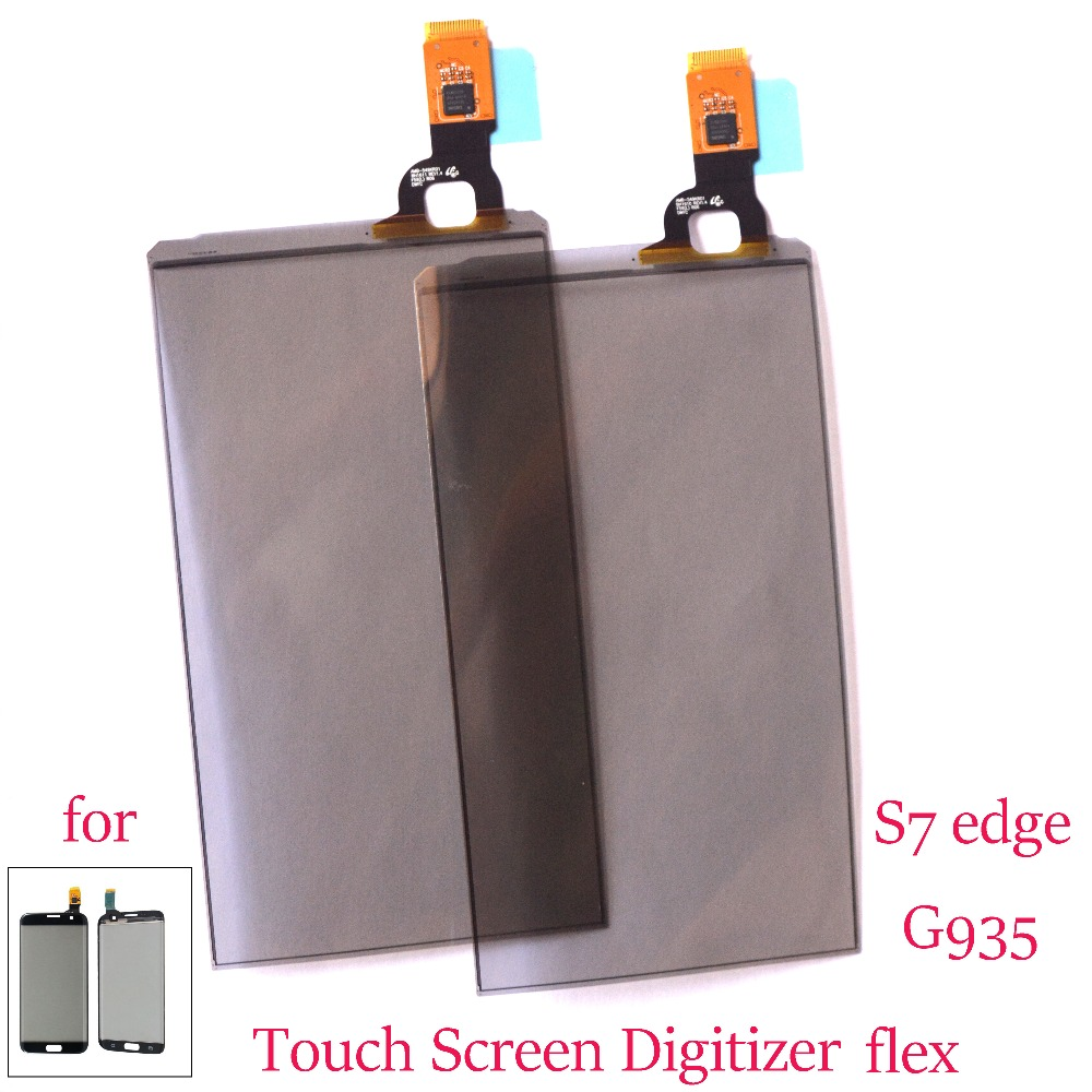 10pcs For Samsung Galaxy S7 Edge G935 Touch Screen Digitizer Flex With Polarization Function Polarized Light Replacement Parts In Mobile Phone Cables