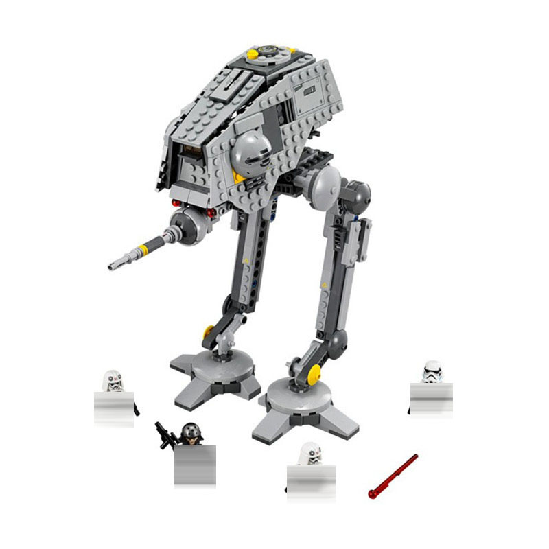Star Wars Model building kits compatible with legoing city 3D blocks Educational model & building toys hobbies for children