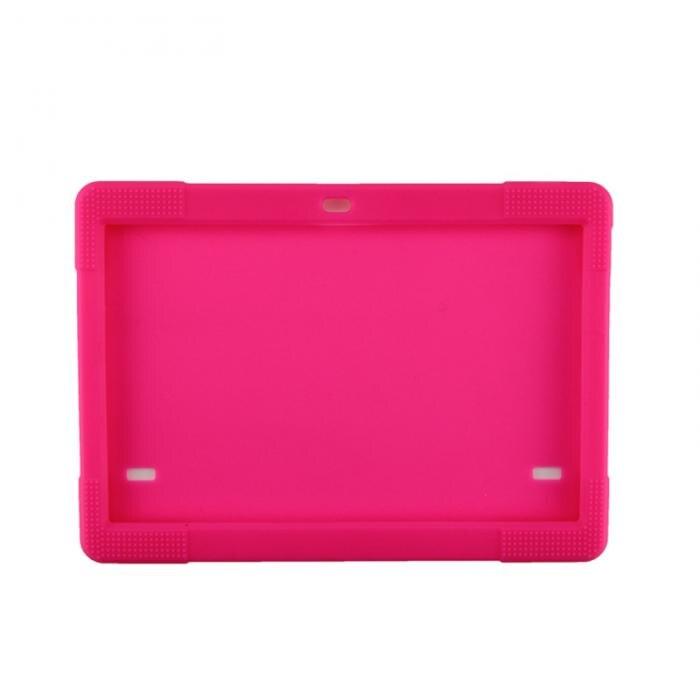 10.1 polegada de Silicone Caso Capa para Tablet Tab MTK8752 K107 S107  MTK6592 3g 4g Tablet QJY99 06bb871fe5