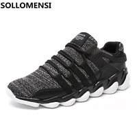 Breathable Sneakers Summer Mesh Cheap Female Athletic Sports Shoes Hot Sale Men Women Running Shoes Low