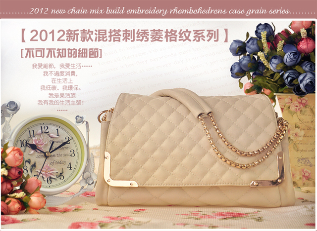 Free Shipping Handbag Women's Bag PU Leather Handbag Bag 2013 New Designer Handbag Fashion Bag Wholesale/Retail