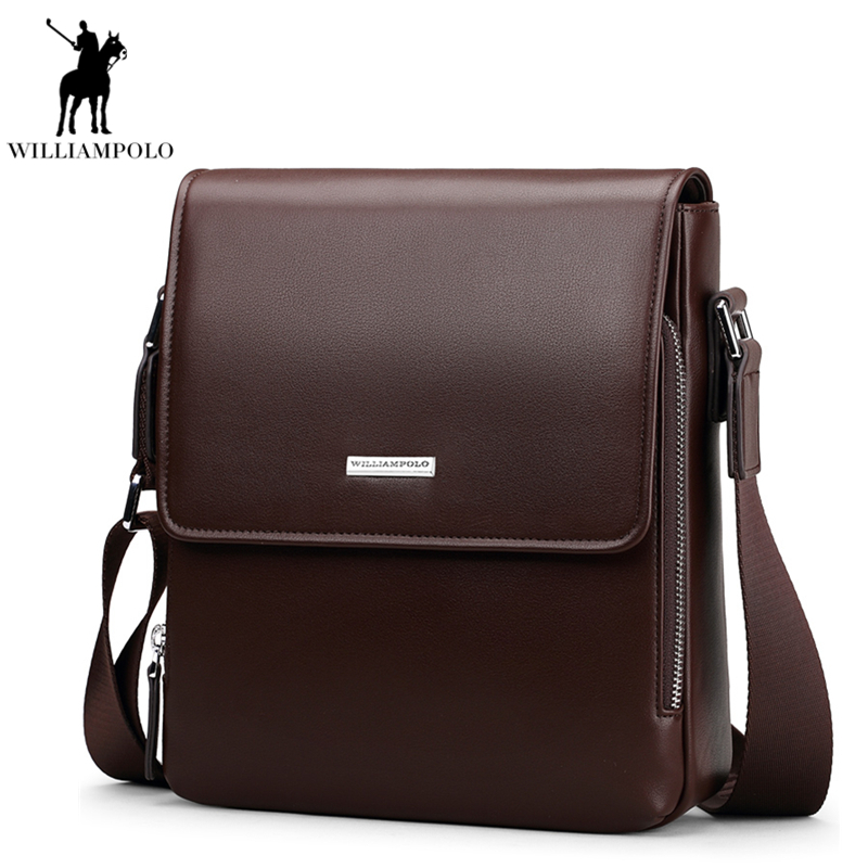 Genuine Leather Bag Men Messenger Bag Male Casual Waterproof Briefcase Tote Shoulder Crossbody bags Handbags Men PL013D men genuine leather bag messenger bag man crossbody large shoulder bag business tote briefcase brand handbags laptop briefcase