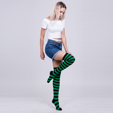 Sexy Thigh High Over The Knee Cotton Long Socks