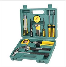 16 Piece Set toolbox bank insurance car gift tool set car dual-purpose combined tool box