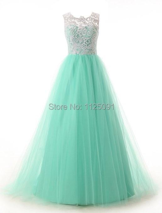 Aliexpress.com : Buy 2017 Hot Sale Tulle Lace Bridesmaid Dress ...