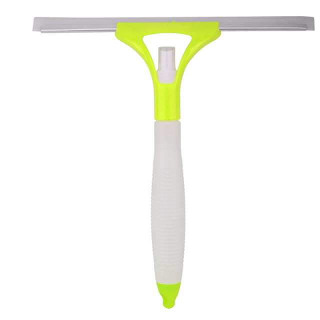 Multifunctional Convenient Spray Brush Glass Cleaner