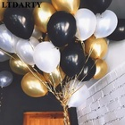 Black Balloons 15pcs...