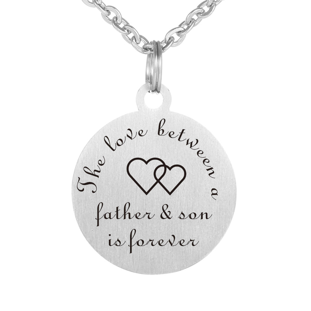 The Love of My Life Strong Caring Thoughtful A Great Provider an Awesome Mother My Lover and Best Friend Pendant Necklace FamilyGift Necklace with Name Wife Tisha