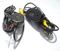 Sistema de Assistência de estacionamento Carro 2.4g transmissor Sem Fio e receptor sem fio Câmera de visão Traseira HD CCD Noite Versão 170 Graus|parking assist system|parking assistancewireless rear -