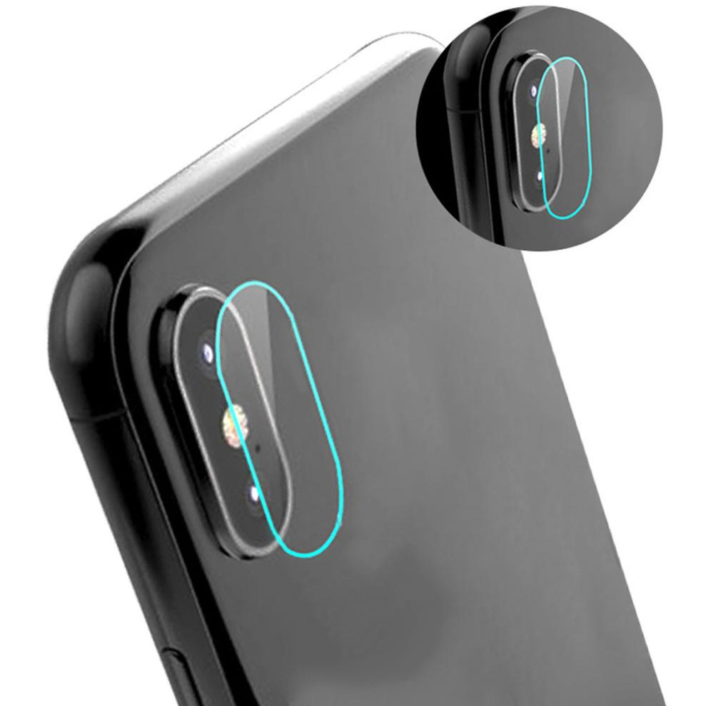 Back Camera Lens Protector For iphone X Tempered Glass Protector Cover For iphone X 5.8inch Anti Scratch Ultra slim thickness