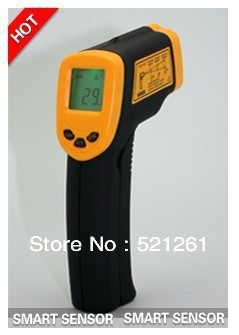 smart sensor AR350 AR350+ Infrared Thermometer,-50~480C, infrared thermometer, thermo meter, meter цена