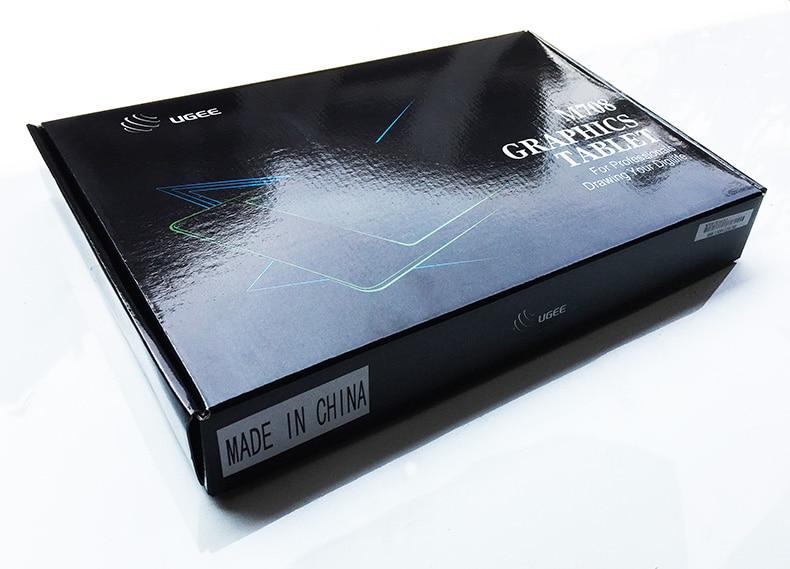 UGEE M708 8192 niveaux 10x6 pouces Smart graphique dessin tablette numérique tablette Pad dessin pour l'écriture peinture Pro Designer wacom - 6