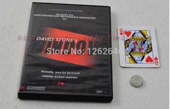 Free Shipping! 2009 WINDOW By David S - Magic Tricks,Illusions,Close Up,Mentalism,Stage,Accessories, Toys,Comedy