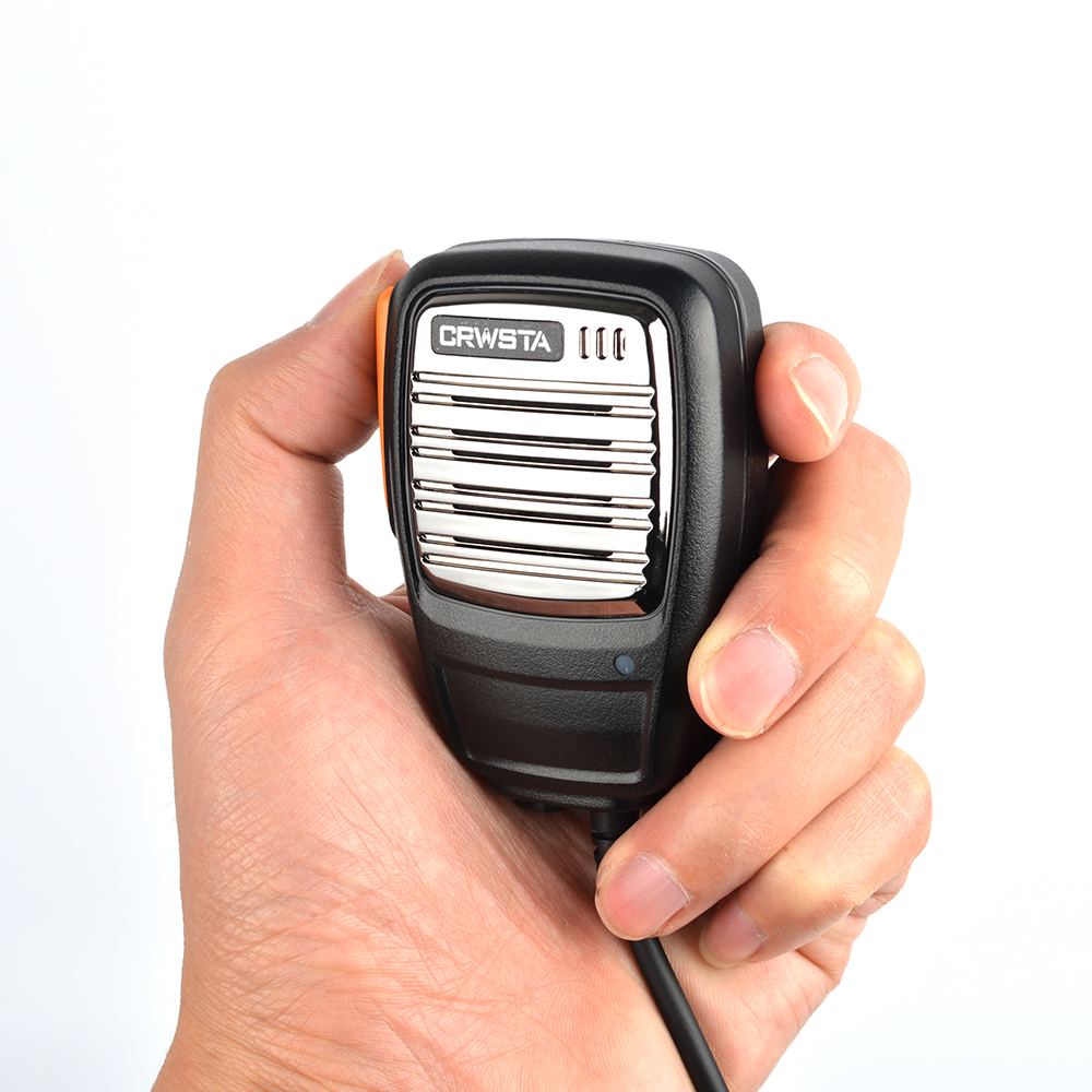 HYS Convenient Durable Use For Double Pinhole Hand-Held Radio Intercom Multi-function Hand-held Telephone 5 Pcs TC-R02