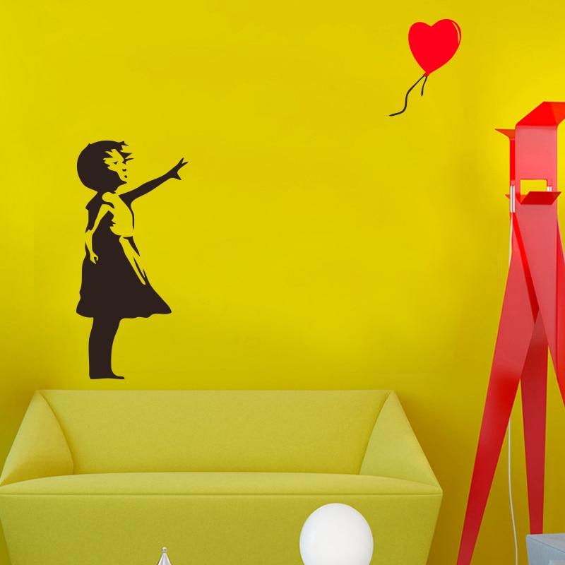 Банктер Винил қабырғаға жапсырма Үй - Үйдің декоры - фото 2