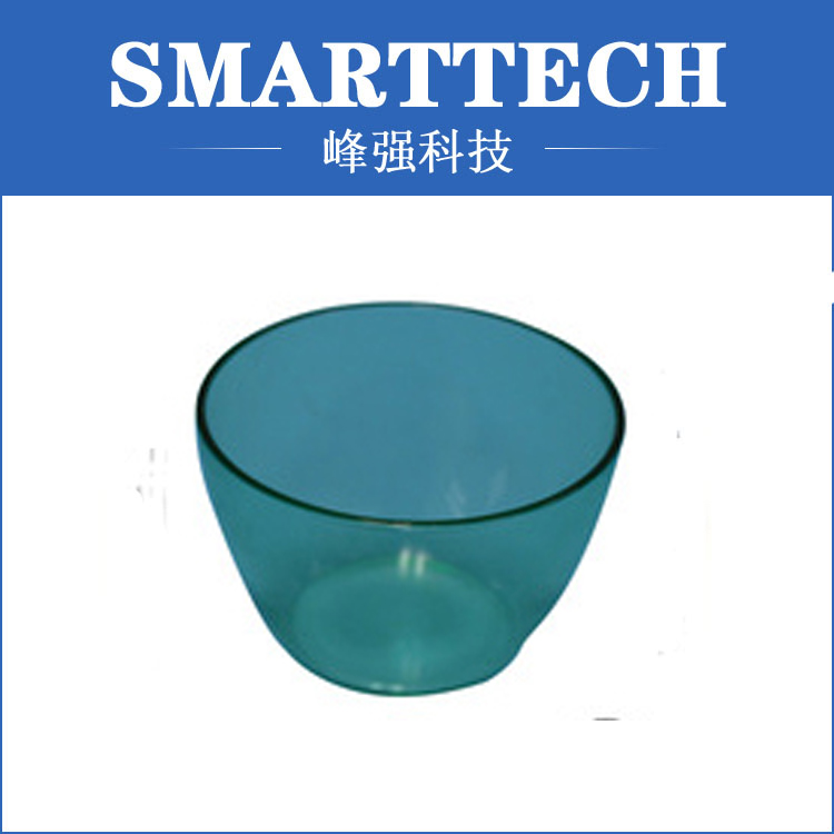 Clear PC bowl plastic injection mouldClear PC bowl plastic injection mould